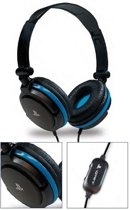 4Gamers Street Play Gaming Headset PS Vita