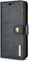 DG.Ming - Samsung Galaxy S8 Hoesje - Uitneembare Wallet case Cabello Zwart