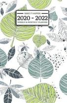 2020 - 2022 Weekly & Monthly Planner
