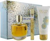 Elie Saab - Eau de parfum - Girl of now 90ml eau de parfum + 75ml bodylotion + 10ml eau de parfum - Gifts ml