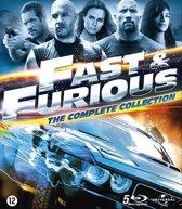 Fast & Furious 1 t/m 5