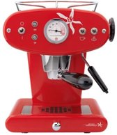 illy Francis Francis X1 - Iperespresso Machine - Rood