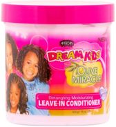African Pride Dream Kids Olive Miracle Leave-in Deep Conditioner 425 gr