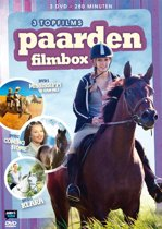 Paarden Filmbox (Mississippi Is Van Mij – Coming Home – Klara)