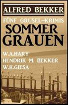 Sommer-Grauen: Fünf Grusel-Krimis