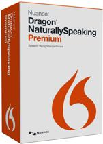 Nuance Dragon NaturallySpeaking 13 Premium Upgrade - Engels/ Windows