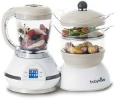 Babymoov Keukenrobot Nutribaby Classic 5 in 1 A001115 - Wit 1500 ml