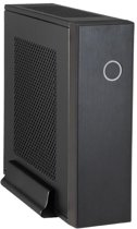 Chieftec IX-03B computerbehuizing ITX-Tower Zwart 85 W