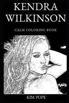 Kendra Wilkinson Calm Coloring Book