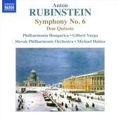 Rubinstein-Symphony N.6 In A Min., Op 111