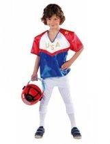 American Football rugby kostuum voor kids 128