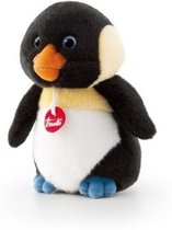 Trudi Knuffel Classic Pinguïn 15 Cm Zwart
