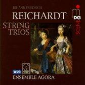 String Trios Op.1 No.3/Op.4 Nos.1-3