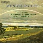 Mendelssohn: The Complete Symphonie