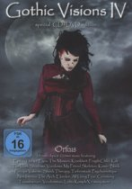 Gothic Visions 4 -Dvd+Cd-