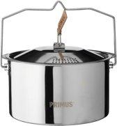 Primus CampFire Campingservies en keukenuitrusting Stainless Steel 3L zilver