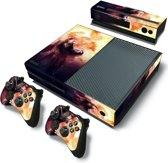 Lion - Xbox One Console Skins Stickers
