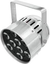 EUROLITE LED PAR-56 HCL kort zilver - LED Par
