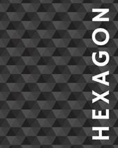 Hexagon: Hexagon Graph Paper Notebook