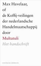 Max Havelaar Facsimile