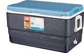 Igloo Maxcold Grote Koelbox - Frigobox - 66 liter - Blauw