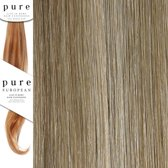 Pure Clip in Remy Hair Extentions 45 cm Colour P12/SB