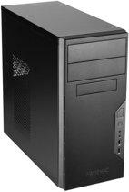 Antec Charlie Desktop PC - Intel® Core™ i5-8400 - 8GB - 240GB SSD + 2TB HDD - W10 - Incl. Muis en TB