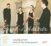 Birth of the String Quartett
