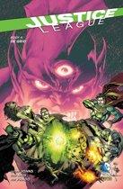 Justice league hc04. het net (new 52)