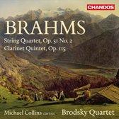 Clarinet Quintet, Str.Q. No.2