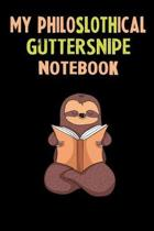 My Philoslothical Guttersnipe Notebook
