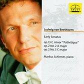 Beethoven: Early Sonatas Op. 13 'Pathetique', Op.