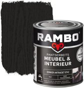 Rambo Pantserbeits Meubel&interieur Mat D.antraciet 0742-0,75 Ltr