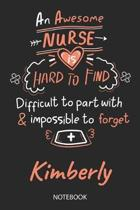 Kimberly - Notebook