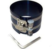 Zuiger montage gereedschap verstelbare zuigerring compressor 54 - 127 x 75 mm