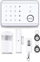 Eminent EM8710 868MHz Long Range Draadloos GSM Alarmsysteem