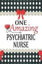 One Amazing Psychiatric Nurse