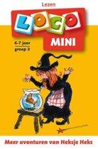 Meer avonturen van Heksje Heks / 6-7 jaar / deel lezen groep 3 avi-M3 en Avi-E3