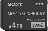 Sony Memory Stick PRO Duo Mark 2 4GB - USB-Stick / Zwart