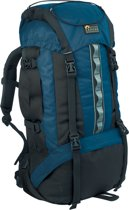 Active Leisure Backpack - Nepal 70 liter - Petrol/ Black