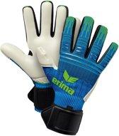 Erima Flexinator Ultra Knit Keepershandschoenen - Keepershandschoenen  - blauw - 12