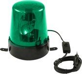 EUROLITE LED Police Light - Zwaailicht - DE-1 - Groen