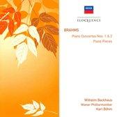 Brahms: Piano Concertos  Nos. 1 & 2; Piano Pieces. Also Karl Bohm