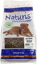 Naturis brok lam / rijst premium hondenvoer 5 kg
