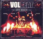 Let's Boogie! (Live From Telia Park) (CD + BLU-RAY)