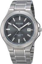 Pulsar Ps9125X1 - Horloge - Zilverkleurig