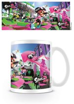 SPLATOON 2 (GAME COVER) MUG