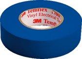 MMM zelfkl tape Temflex 1500, PVC, bl, (lxb) 20mx19mm, UV-bestendig