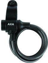 Axa Rigid Kabelslot - 150 cm - Zwart