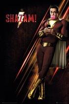 Poster Shazam Captain Marvel